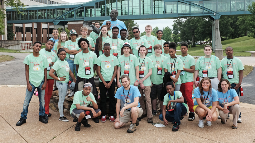 Xtreme IT! Summer academy gives students hands-on experience