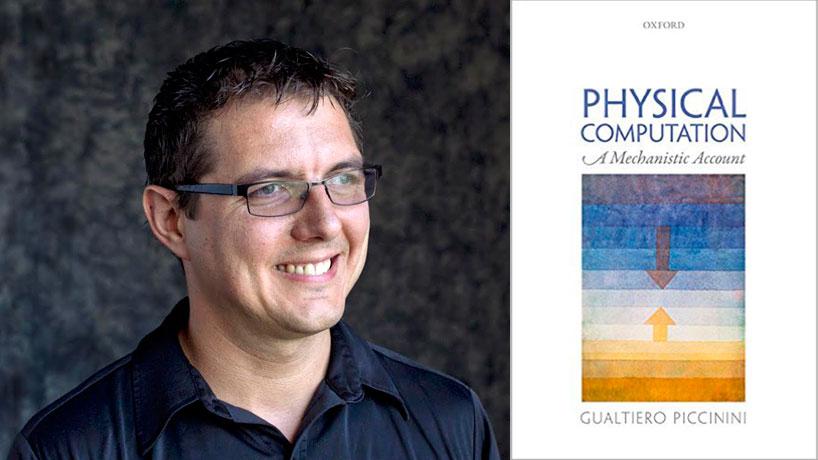 Philosopher publishes book on physical computation