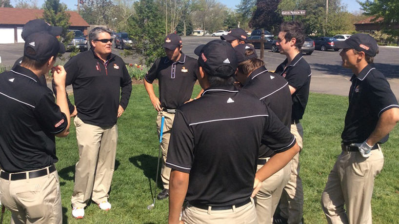 Men's Golf earns GCAA Team Academic Award