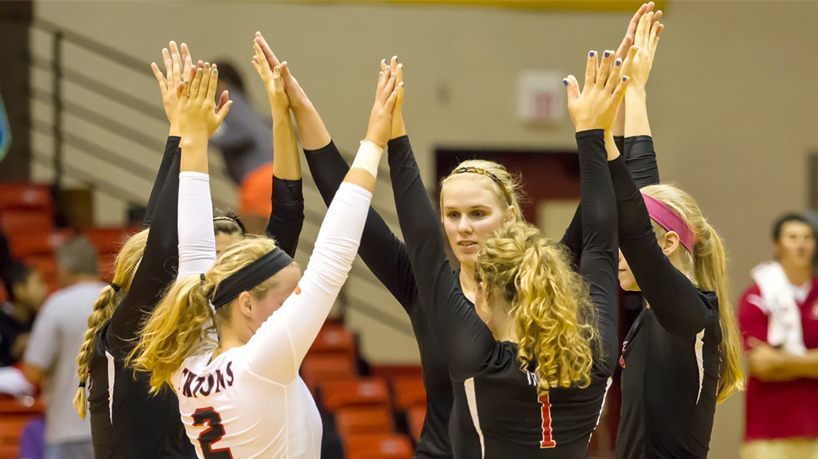 Lewis University Athletics >> Volleyball earns AVCA Team Academic Award - UMSL Daily ...