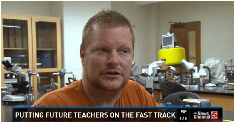 First We Teach MO cohort begins, receives media attention