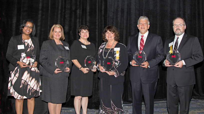 6 accomplished alumni in spotlight at annual event