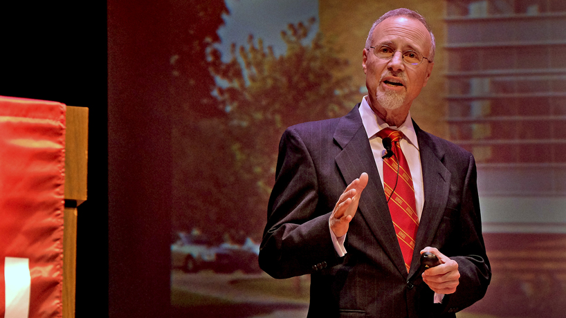 Chancellor Tom George named honorary co-chair for EncounterPoint in Ferguson