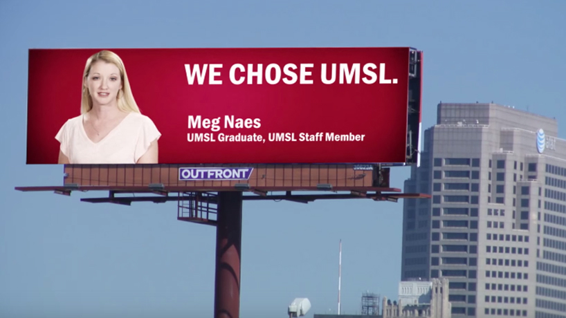 Founders Dinner video highlights 'I Chose UMSL'