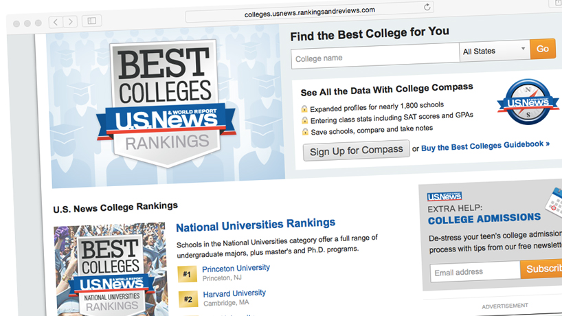 US News ranks International Business program 12th nationally