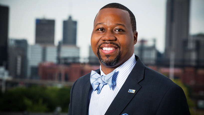 Alumnus Orvin Kimbrough honored for leading United Way of Greater St. Louis