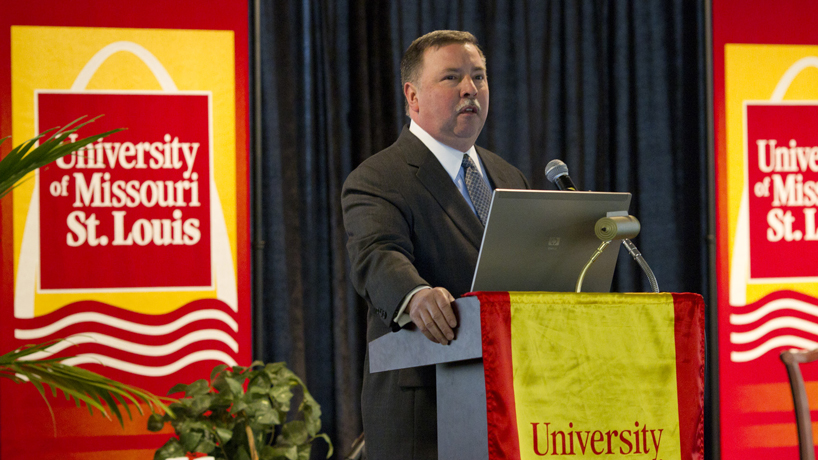 UMSL alumnus among the world's top-performing CEOs