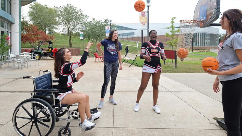 UMSL celebrates disability awareness