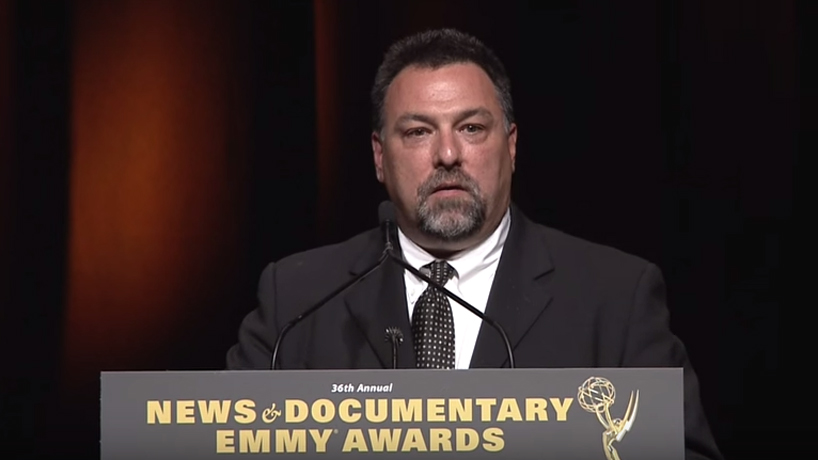 UMSL alumnus earns Emmy for news coverage