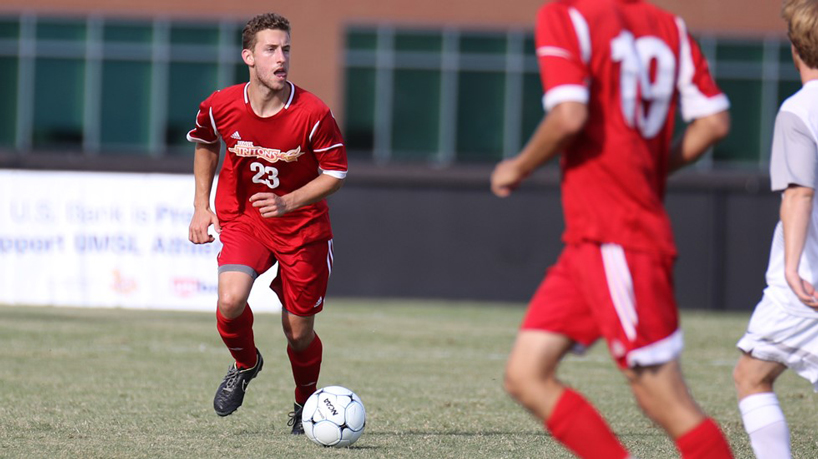 Garrad named to CoSIDA Academic All-District Team for second straight year