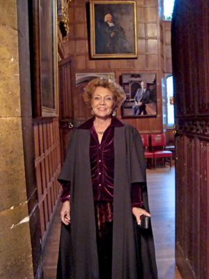 UMSL's Joyce Mushaben