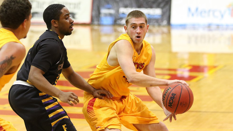 Marquardt named GLVC Men's Basketball Player of the Week