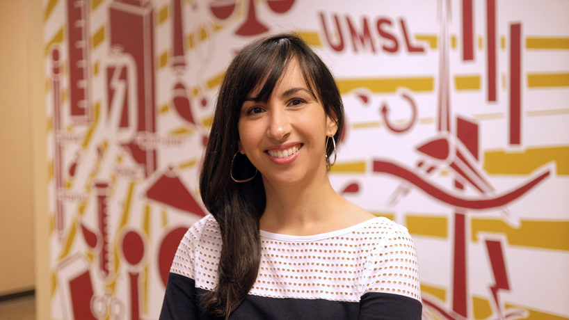 Doctoral student draws on passion for social justice, education in Latino recruitment role