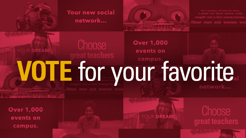 UMSL wants you to rock your vote, win a few prizes