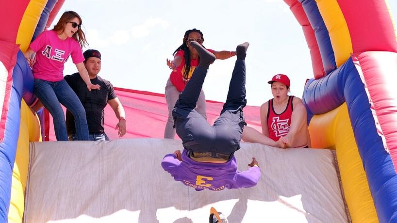 Carnival fun, comedy show and more mark return of Mirthweek