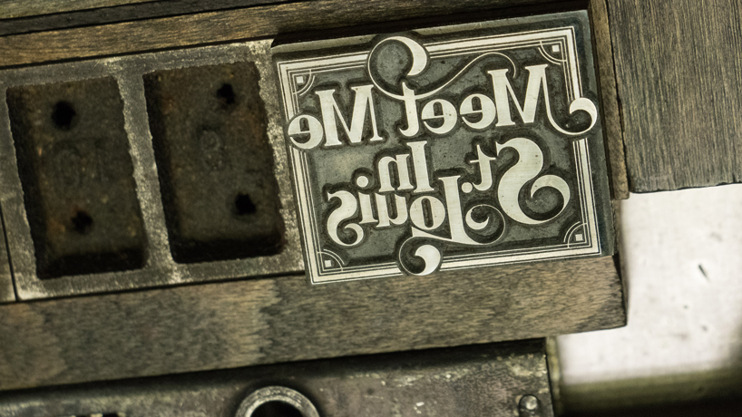 'Cast and Recast' shows type design shaping St. Louis 150 years ago – and today
