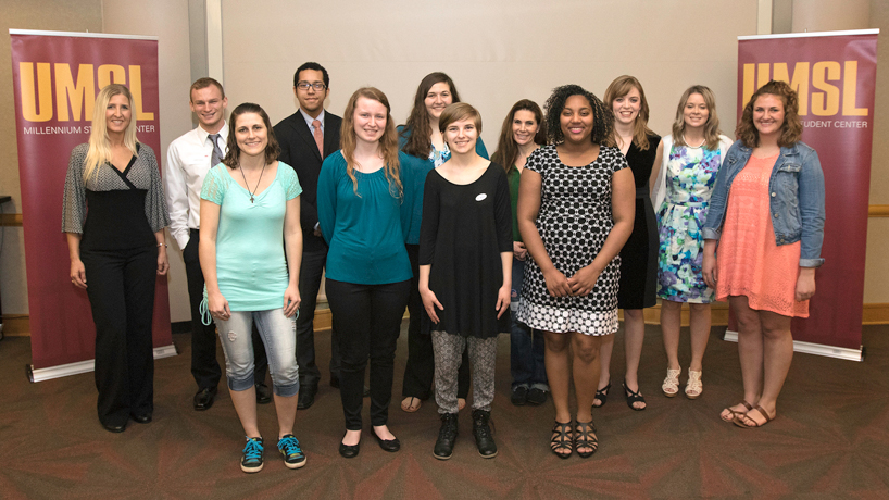 Campus celebrates recipients of highly selective transfer scholarships