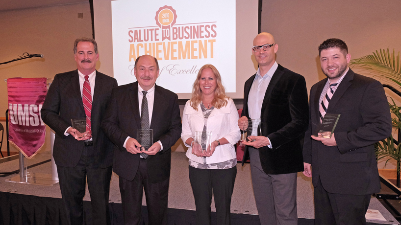 UMSL salutes business alumni for outstanding career achievements