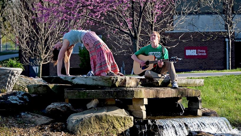 Eye on UMSL: Spring serenade