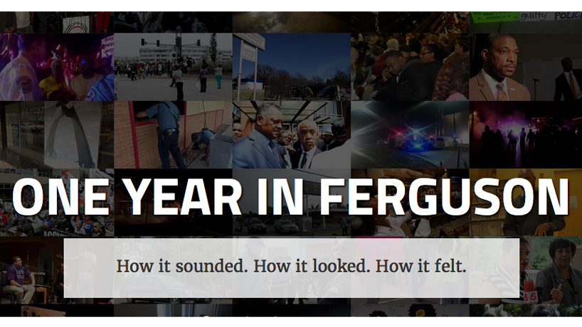 One Year In Ferguson