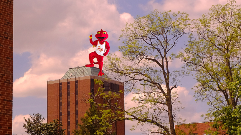 Eye on UMSL: Towering Louie