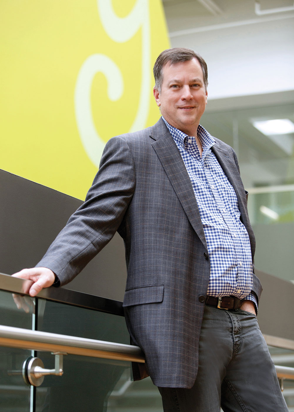 Gordmans Ceo Chose Umsl For Accounting Program Outstanding Value
