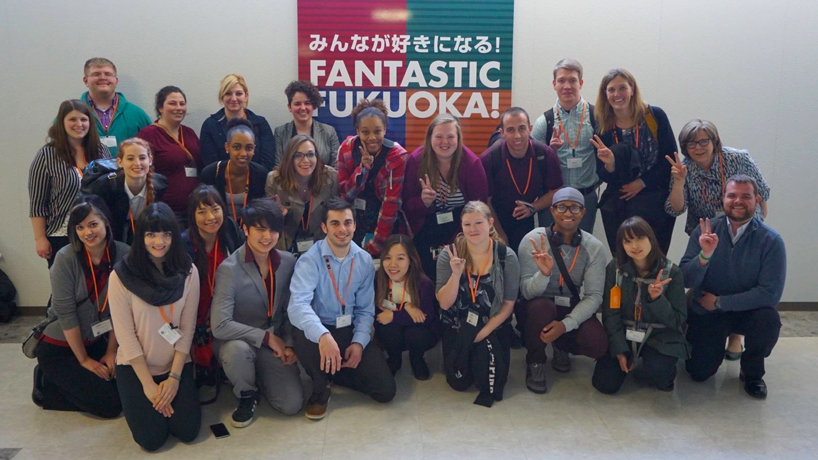 Whirlwind trip to Japan builds friendships, cross-cultural connections for 23 students