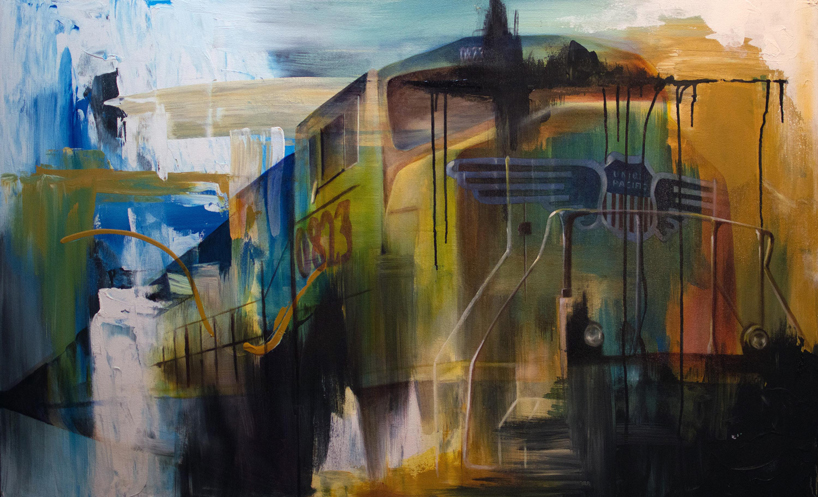 """""""Union Pacific"""" by Afton Joiner"""