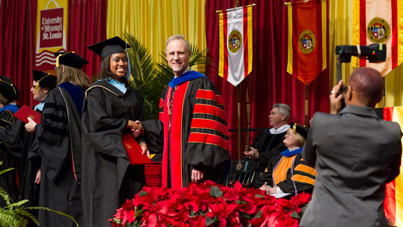 UMSL sets record – for degrees awarded
