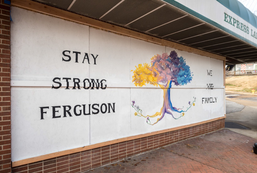 """Stay Strong Ferguson"""