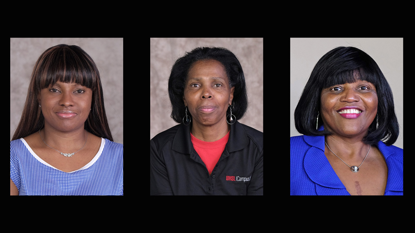 Three go-to people named recipients of 2016 Chancellor's Award for Staff Excellence