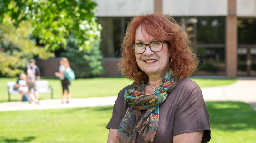 A campus for all: Sally Ebest advocates inclusivity, earns Chancellor's Award