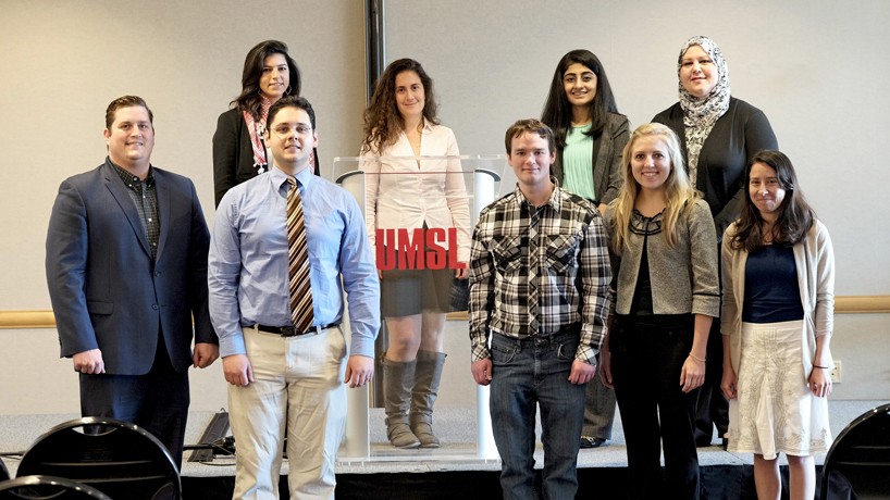 umsl electronic dissertations Graphic design majors wow crowd with ambitious senior theses kessinger was the first to take the stage during the 2017 umsl graphic design senior thesis presentations designed by umsl web and electronic communication.