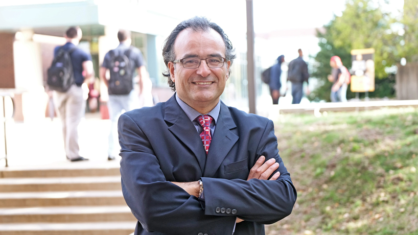 Economics Professor Sel Dibooglu to deliver keynote address at international conference in Turkey