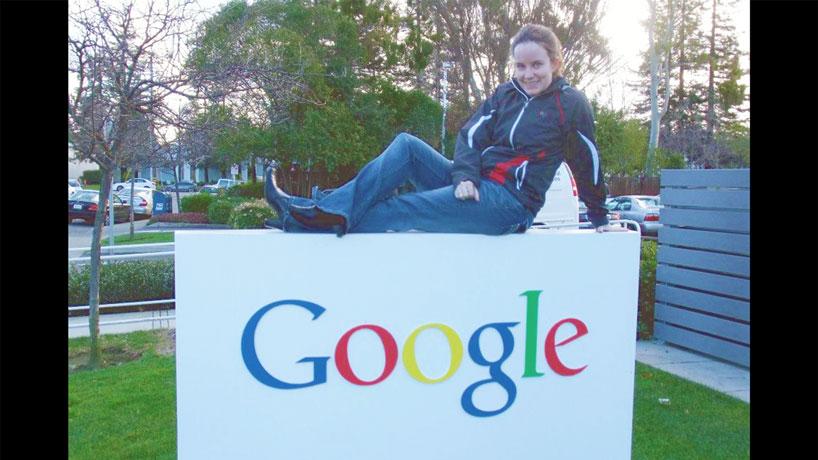 Melissa Shenoy's journey to Google job started with UMSL physics degree