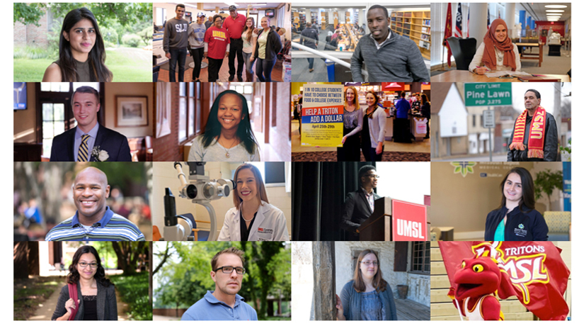 Difference makers: 16 UMSL student stories for 2016