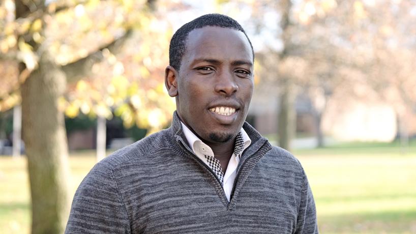 Justin Kimenyerwa