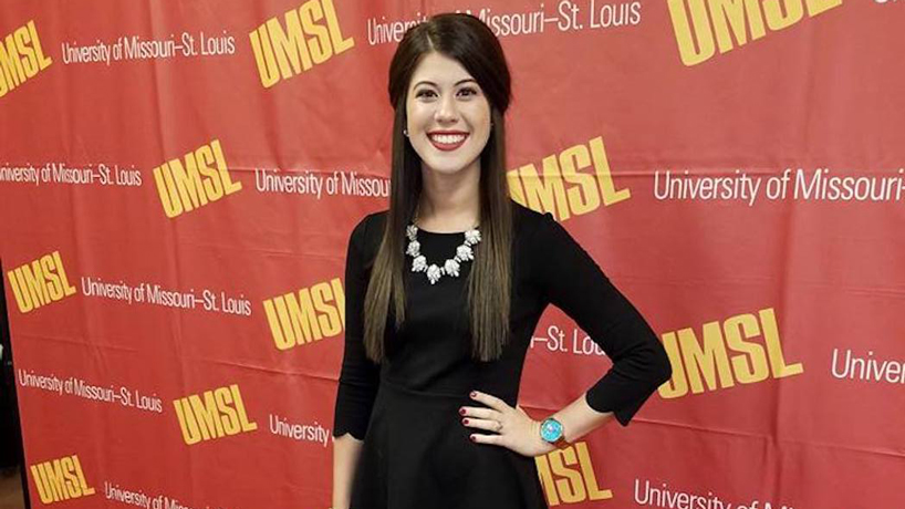 Top hospital, top choice: New nursing grad looks forward to working at Barnes-Jewish