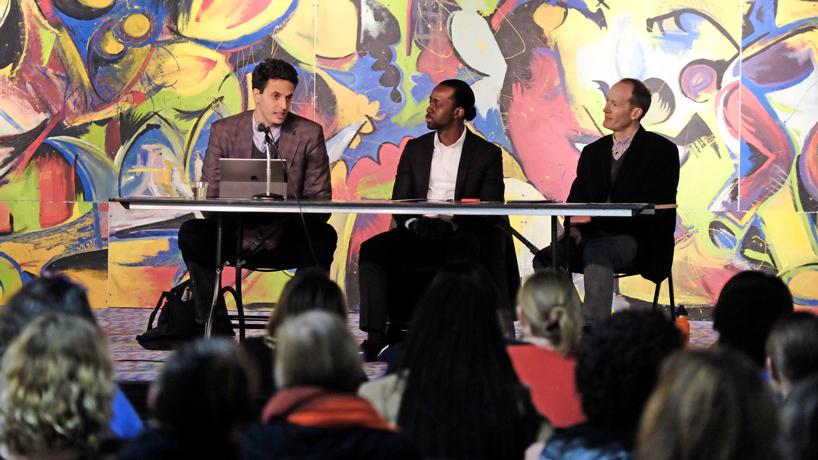 Black Lives Matter panel tackles tough questions, creates space for positive discourse