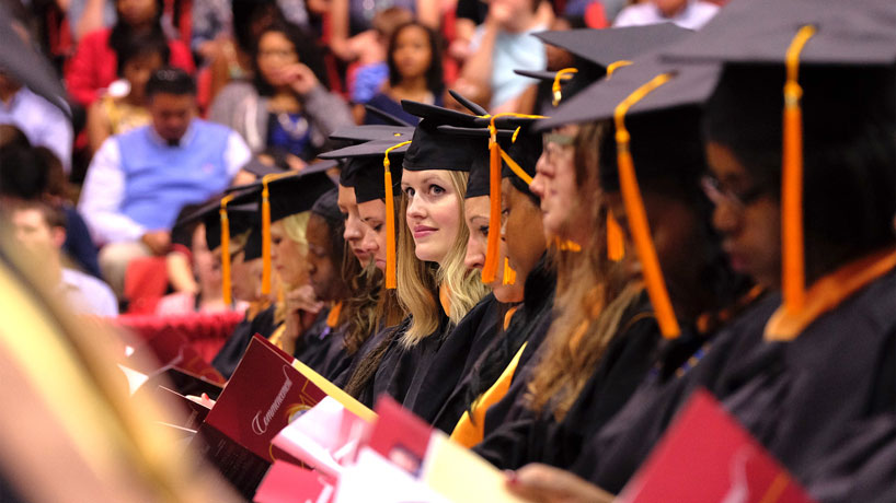 Dec. 17 commencement features 3 ceremonies, 3 honorary degrees and 1,000 graduates