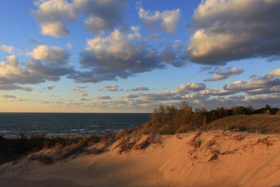 Indiana Dunes National Lakeshore (Photo by Bob Daum)