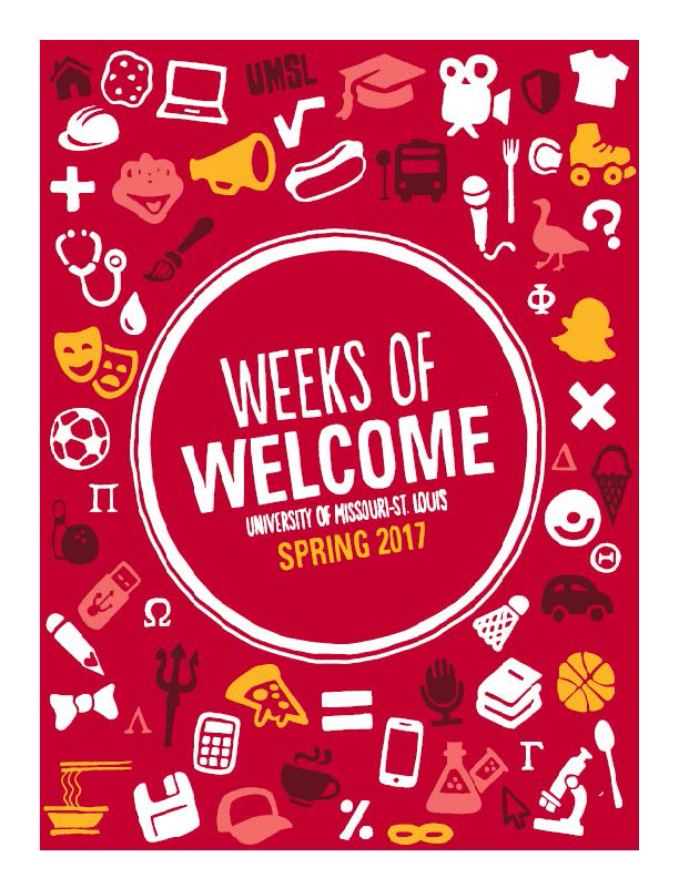 Weeks of Welcome Spring 2016