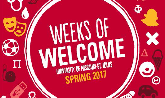 New faces, new semester, new Weeks of Welcome lineup