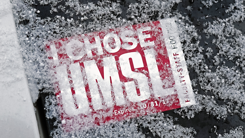 Eye on UMSL: Frozen