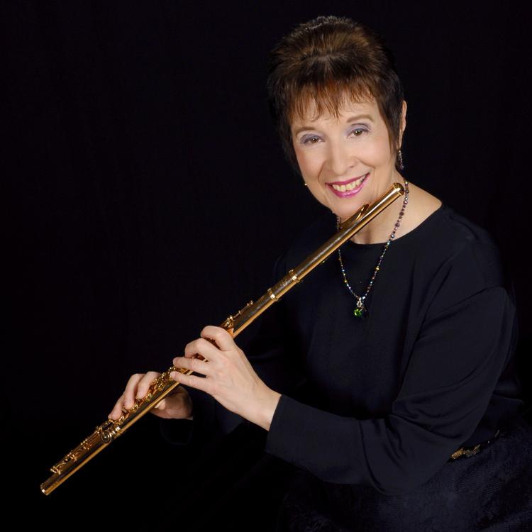 Laura George, flutist