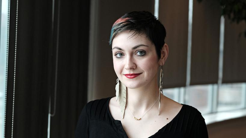 Bridget McDonald, UMSL poet laureate