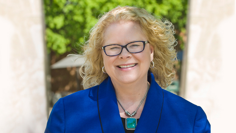 Kristin Sobolik to assume title of executive vice chancellor on one-year anniversary of her hiring