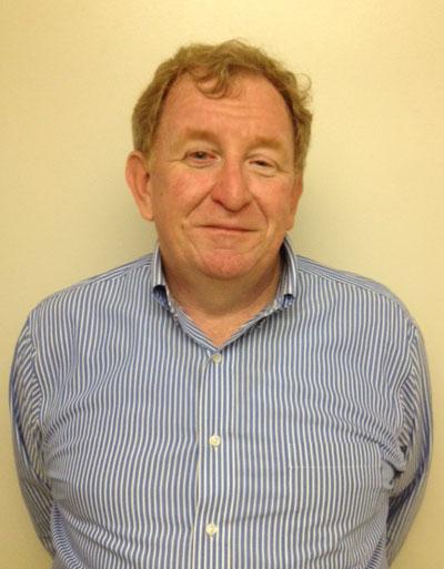 UMSL faculty member Peter Acsay