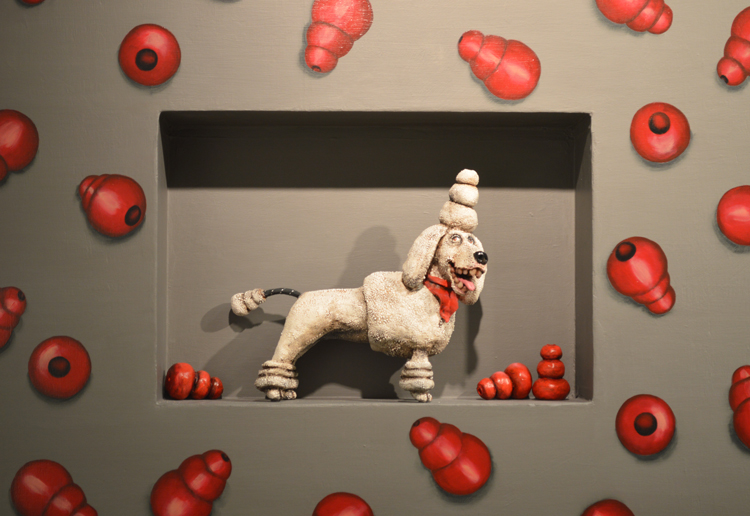 Dog Show piece