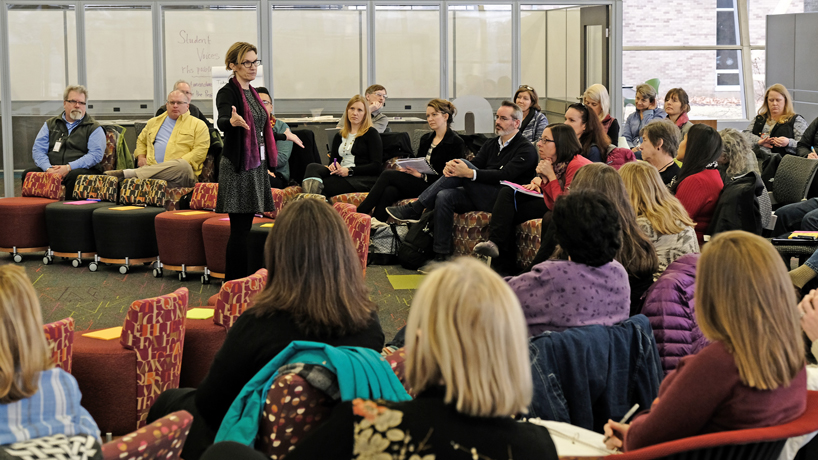 UMSL's Heritage Leadership program draws crowd from across the country and around the globe